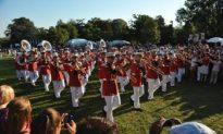 High School Bands Shine at DC July 4 Parade