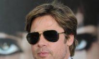 Brad Pitt Considers Death Penalty for BP Oil Spill