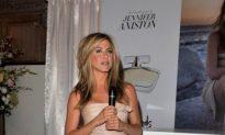 Jennifer Aniston Poses as Barbra Streisand in Harper's Bazaar