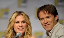 Anna Paquin and Stephen Moyer of 'True Blood' Wed