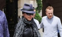 Material Girl Madonna Directs 'W.E.' in Paris