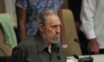 Fidel Castro Attends Session of Cuban Parliament