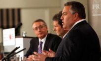 Hockey Slams Swan On Wastage in Live Debate