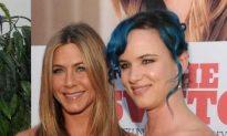 Jennifer Aniston Shines at 'Switch' Premiere