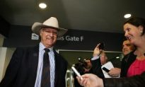 Bob Katter To Inspect Murray-Darling