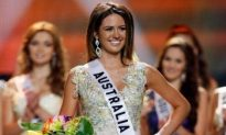 Miss Universe 2010: Third Place to Aussie Jesinta Campbell