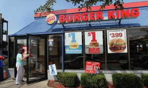 Burger King may sell plant-based burger across US this year