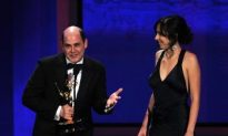 Matthew Weiner and Erin Levy win Emmy for Mad Men Episode