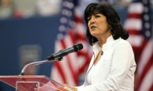 Christiane Amanpour of ABC News Attacked in Egypt, Escapes Unscathed
