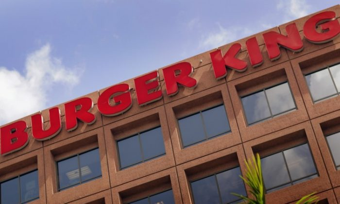 The Burger King headquarters building is seen as reports indicate the company may be considering a sale of itself on September 1, 2010 in Miami, Florida. (Joe Raedle/Getty Images)