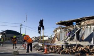 New Zealand Quake Victims: 'It was terrifying'