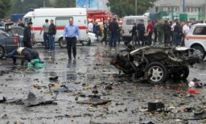Suicide Bomber Kills 16 at Market in Russia's Caucasus