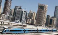 Global Dispatches: UAE—A Ride on Dubai's Glittering Metro