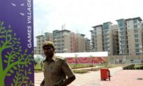 Commonwealth Games in India at Risk