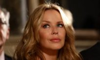 Kylie Minogue Buys Mansion in London