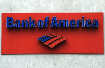 Bank of America Corp. (BAC), the nations biggest lender by assets, reported first-quarter earnings that came in below expectations late last week, and revealed that it may continue to suffer from weaknesses in the mortgage and real estate markets. (Mark Ralston/AFP/Getty Images)
