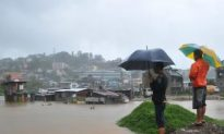 Philippines Floods Cause Havoc in Albay Province
