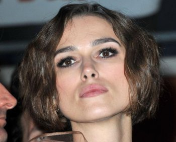 Keira Knightley attends the opening of The 5th International Rome Film Festival on Oct. 28, 2010 in Rome, Italy. (Pascal Le Segretain/Getty Images)
