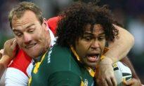 Four Nations: Australia Beats England