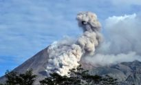 Indonesia's Merapi Volcano's Biggest Eruption Forces More to Evacuate