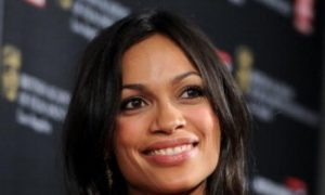 Rosario Dawson Stars in Action Thriller 'Unstoppable'