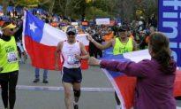 Edison Pena Finishes Triumphantly in New York Marathon