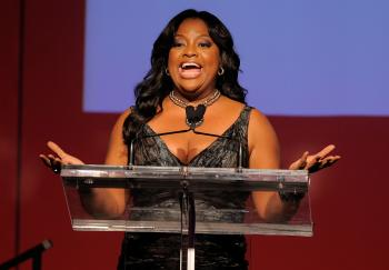 Sherri Shepherd of 'The View' is to wed in August. (Jemal Countess/Getty Images)
