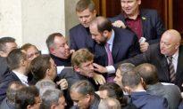 Ukrainian MPs' Bad Manners Under Scrutiny