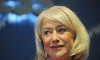 Helen Mirren Advocates Community Awareness for Parkinson's