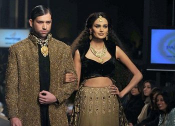 Bridal Couture Week In Lahore Pakistan