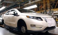 Chevy Volt Launches in the US, First One to be Auctioned