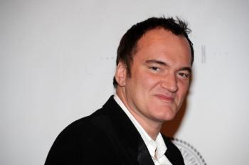 Quentin Tarantino on Dec. 1, 2010 in New York City.  (Bryan Bedder/Getty Images)