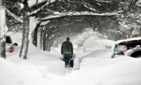 Lake Effect Snow Impacts Eastern Half of the Country