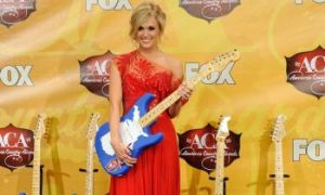 Carrie Underwood Artist of the Year at American Country Awards