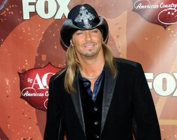 Bret Michaels arrives at the American Country Awards 2010 held at the MGM Grand Garden Arena on Dec. 6, 2010 in Las Vegas. Michaels underwent a successful surgery in a Phoenix hospital to close a hole in his heart on Monday, Jan. 24. (Ethan Miller/Getty Images)