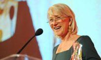 Helen Mirren Receives Leadership Award