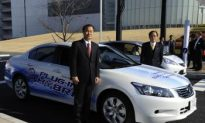 Car Batteries: New Honda Electric Cars Use Toshiba Car Batteries
