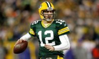 Green Bay Packers: Rodgers of Green Bay Leads NFC Passer Rating