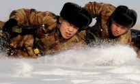 Young Chinese Soldiers Viewed as Not Manly Enough