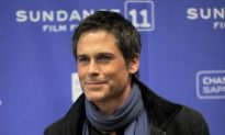 Rob Lowe Gains Endorsement From Charlie Sheen