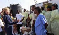 Hillary Clinton Visits Haiti, Presses OAS Recommendations