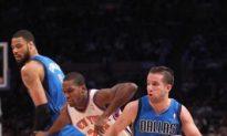 Mavericks Hand Knicks Tough Loss at MSG