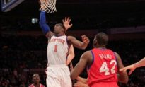 Knicks Find Redemption Against 76ers at MSG