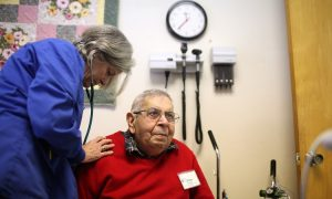 Candidates Differ Sharply on Medicare