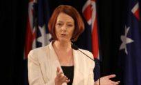 Julia Gillard, Australia's PM, Busy on US Visit