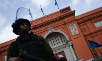Looting of Cairo Museum an Amateur Job