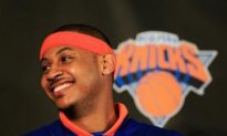 Carmelo Anthony Debut a Success for Knicks