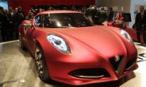 Alfa Plans to be Back in the US Market in 2014