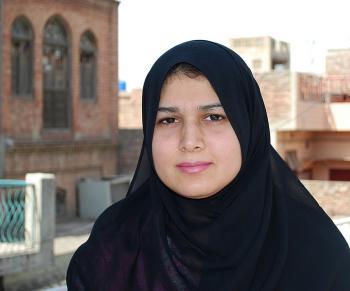 Kadija Yasser, Lahore, Pakistan