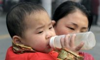 'Leather Milk' Surfaces in China
